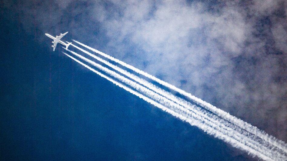 Flugreisen sollen kürzer werden (Archivbild)