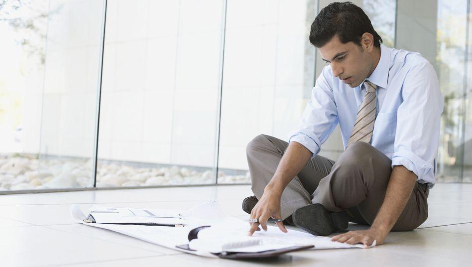 Vernunftentscheidung Betriebswirtschaft: Die Suche nach dem Karriereplan
