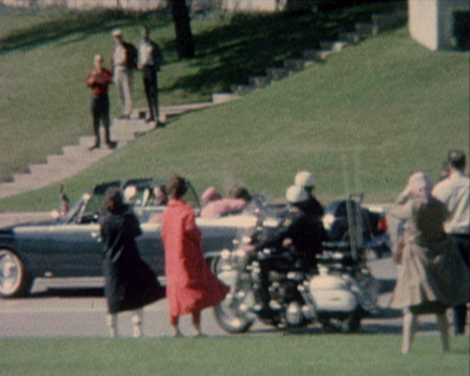 Dallas/ Attentat auf JFK
