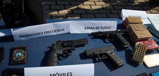 Spanien: Polizei zerschlägt Europas mutmaßlich größten Kokainschmugglerring
