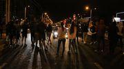 Polizei nimmt erneut rund 700 Demonstrierende fest