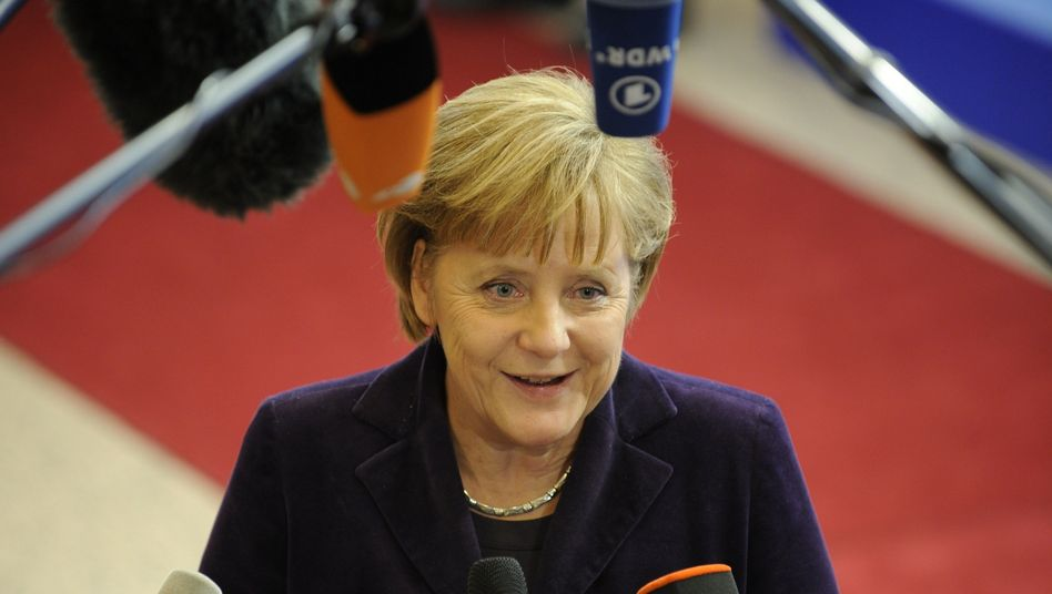German Chancellor Angela Merkel managed to get her way in Brussels on Thursday.