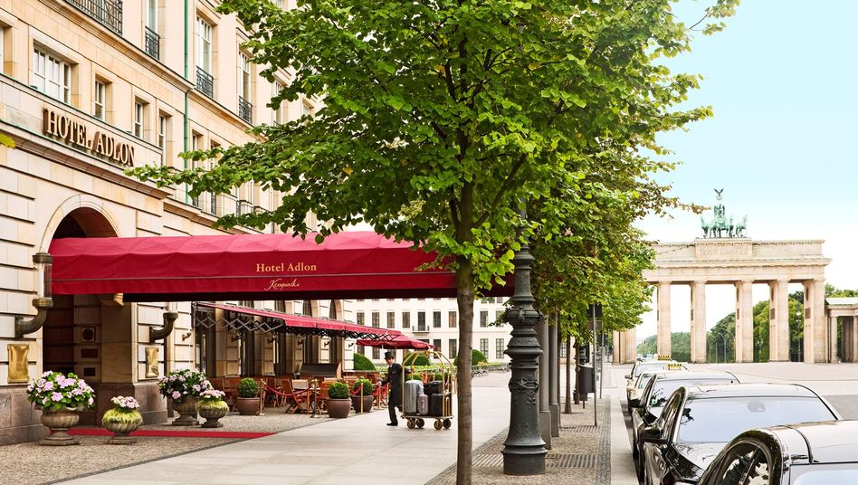 Hotel Adlon: Das Haus hat eine große Geschichte und akute Geldsorgen