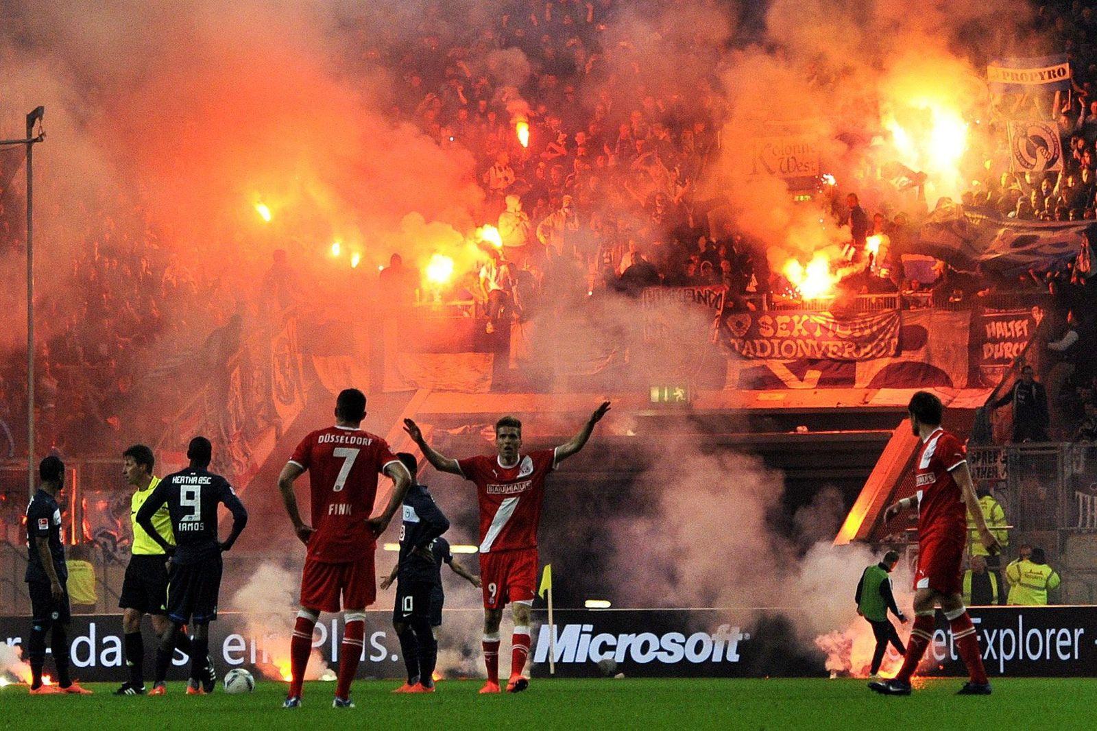 Spannung vor DFB-Urteil zum Düsseldorfer Skandalspiel