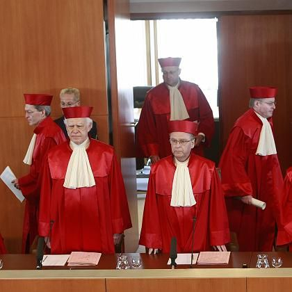Justices in the constitutional court changed the course of German law on Wednesday.