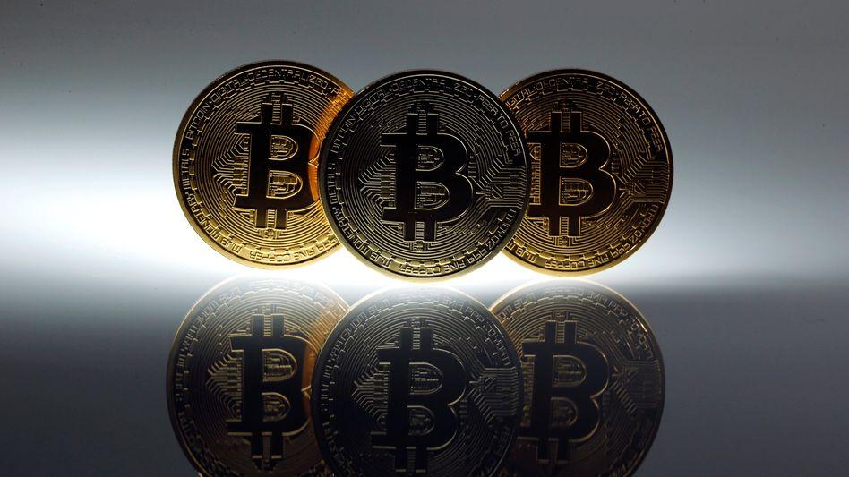 Münzen mit Bitcoin-Anspielung: Wirbel um Online-Marktplatz Evolution Market