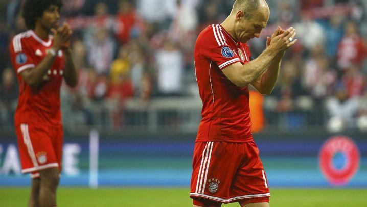 Bayerns Halbfinal-Aus: Null Tore, null Chance