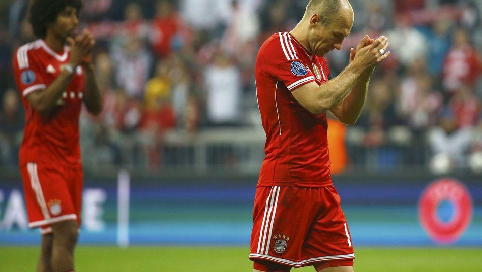 """Bayerns Debakel gegen Real Madrid: """"Weinen, nach Hause gehen - dann geht's weiter"""""""