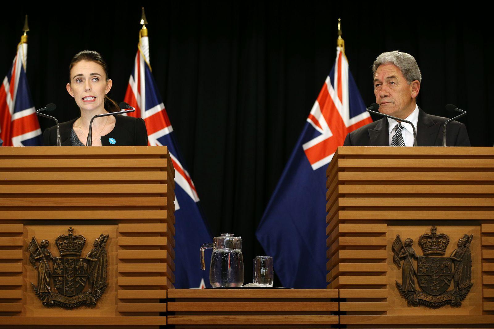 Neuseeland/ Waffengesetze
