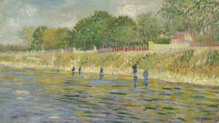 Van-Gogh-Gemälde: Aus Gelb wird Grün