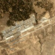 Google-Earth-Screenshot: Die US-Air-Base in Afghanistan