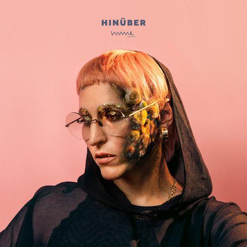 Das Album-Cover von »Hinüber«