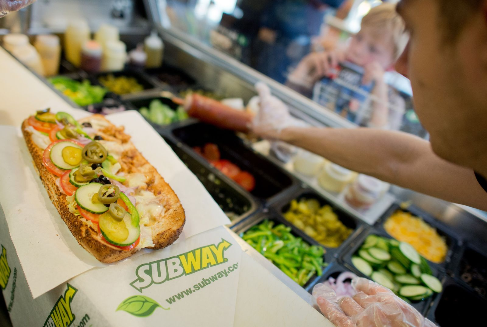 Fast-Food-Kette Subway