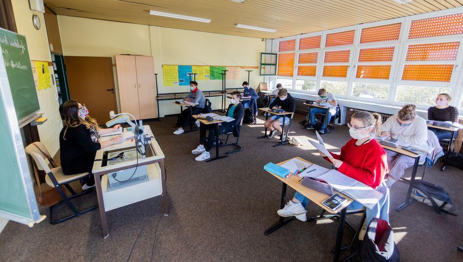 Was in Klassenzimmern besser werden soll: Neues Expertengremium steht fest (Symbolbild)