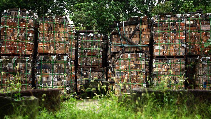 Amanyangyun Resort: Das Millionen-Teile-Puzzle