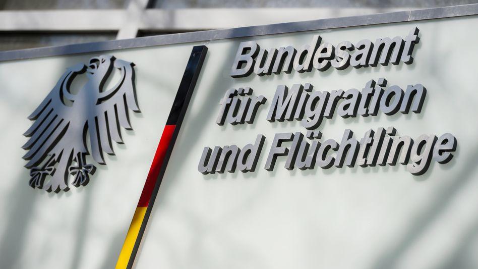 Logo des Bundesamts für Migration und Flüchtlinge