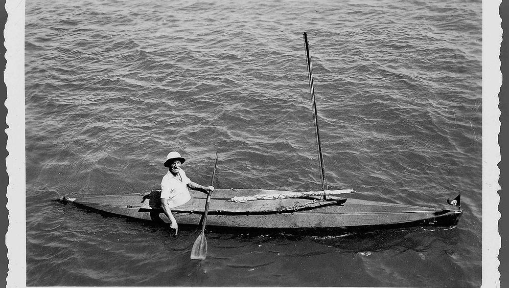 Extrempaddler Oskar Speck: Im Faltboot nach Australien