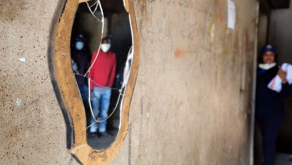 Aids-Tests in Südafrika: In der Coronakrise werden weniger Aids-Tests gemacht