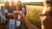 So wird Ihr Smartphone zur Profi-Kamera