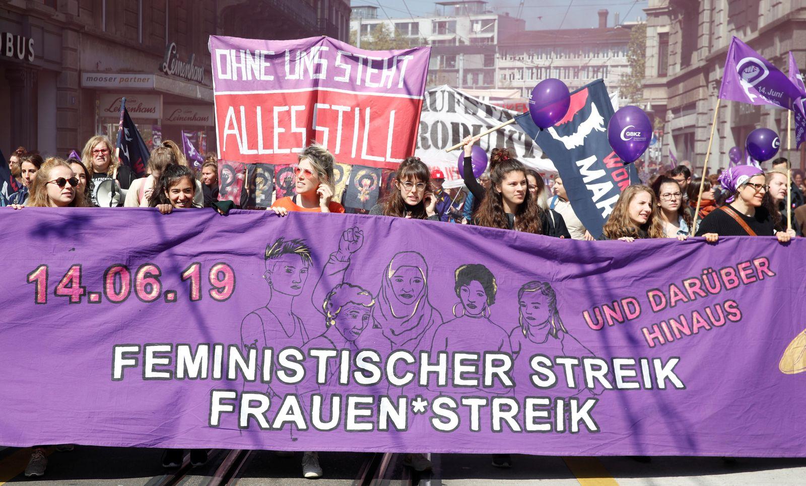 Schweiz / Frauentag