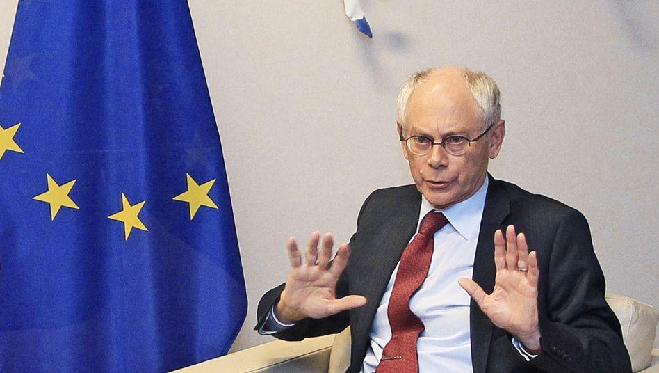 European Council President Herman Van Rompuy wants a radical reform of Europe's monetary union.