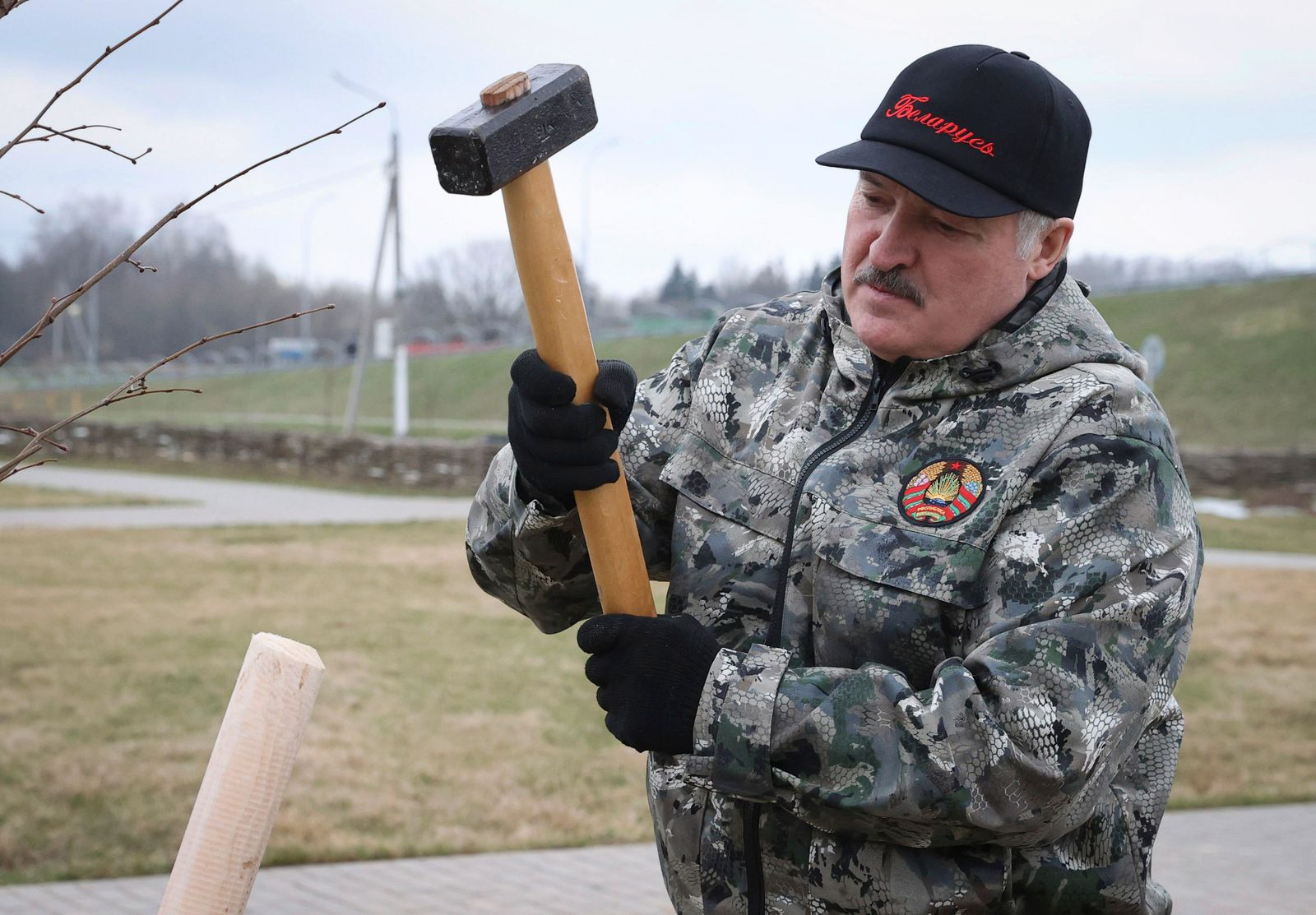Belarus Clean-Up Day