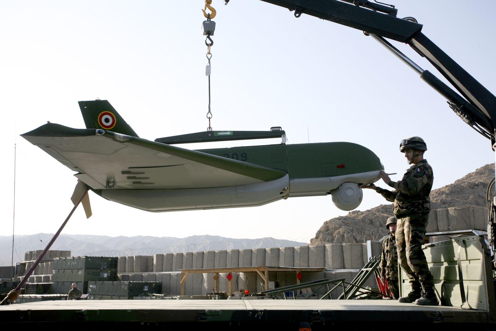 Afghanistan Drohn