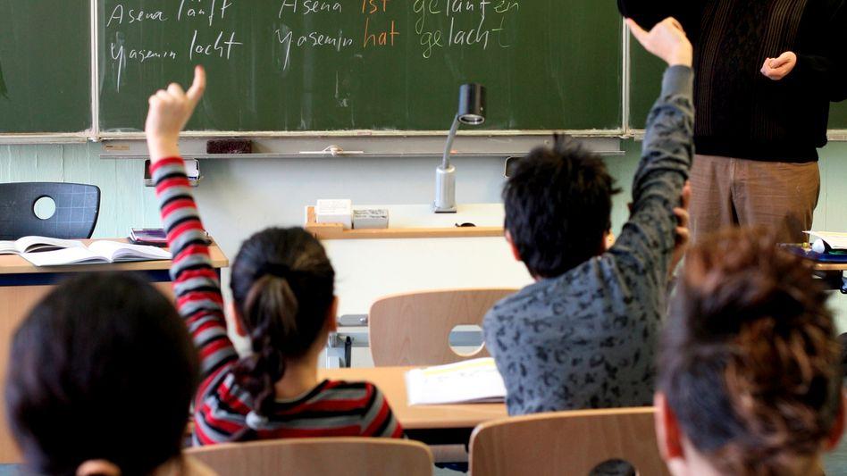 Deutschunterricht: Je früher die Sprache gelernt wird, desto besser
