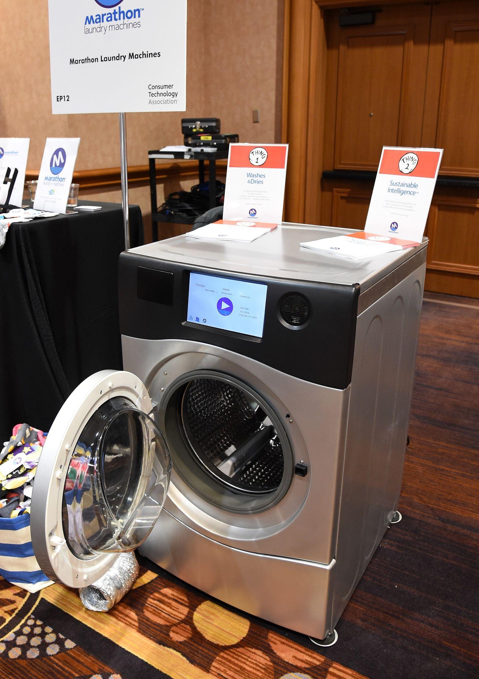 Marathon / Waschtrockner / Waschmaschine
