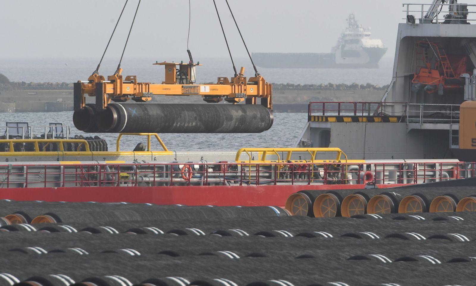 US-Repräsentantenhaus stimmt für Sanktionen gegen Nord Stream 2