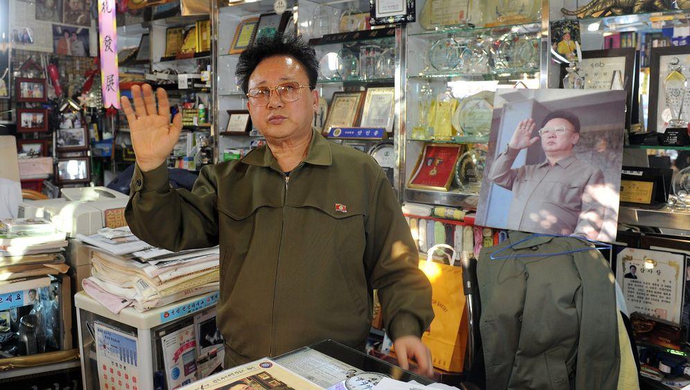 Nordkorea: Kim Jong Ils Doppelgänger