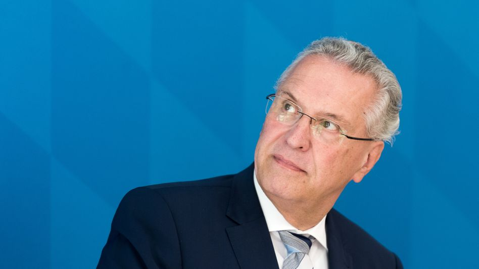 Der bayerische Innenminister Joachim Herrmann (CSU)