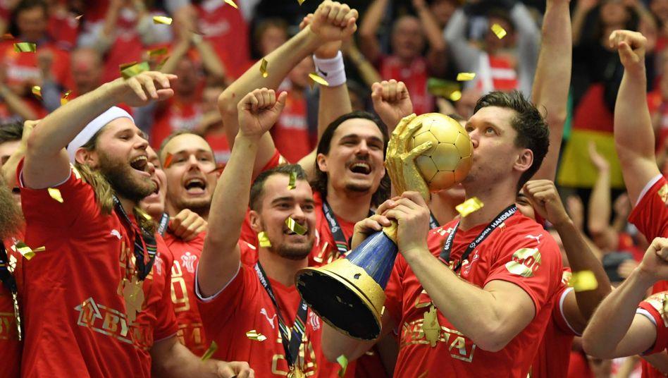 Das beste Team ist Weltmeister geworden