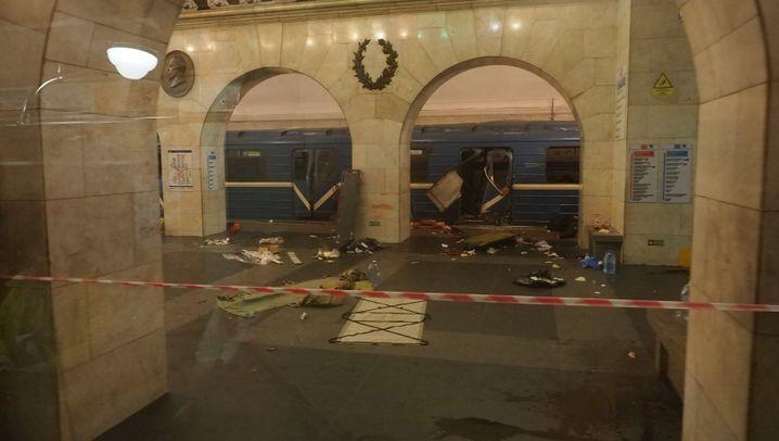 Anschläge in Russland: Chronologie des Terrors