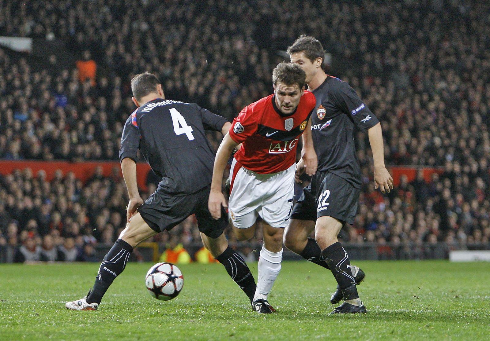 Manchester United/ Michael Owen