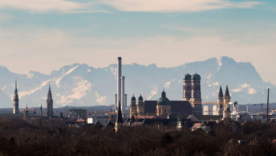 Münchner Skyline
