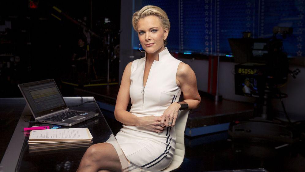 Star-Moderatorin aus den USA: Megyn Kelly - ihre Karriere in Bildern