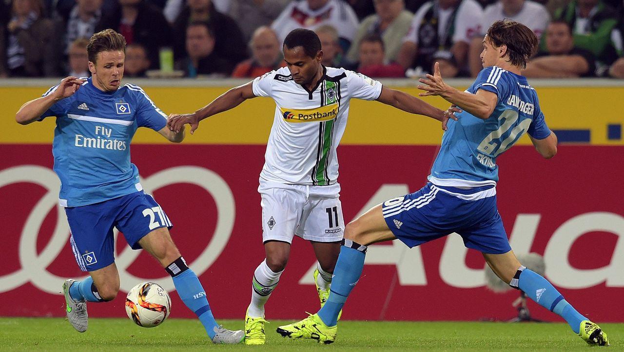 Hsv Borussia Mönchengladbach