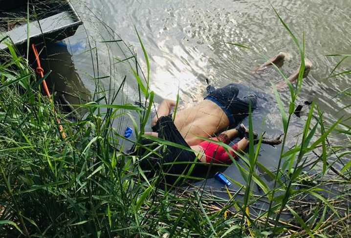 A tragedy at the U.S. border