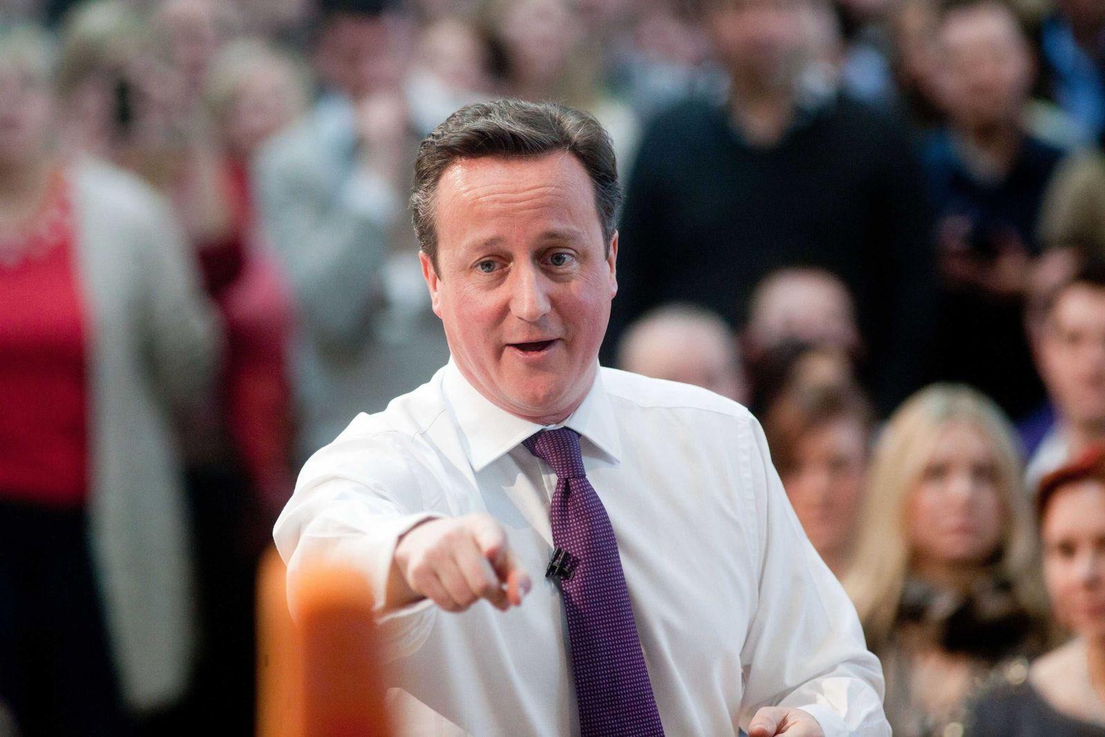 David Cameron / Eastleigh