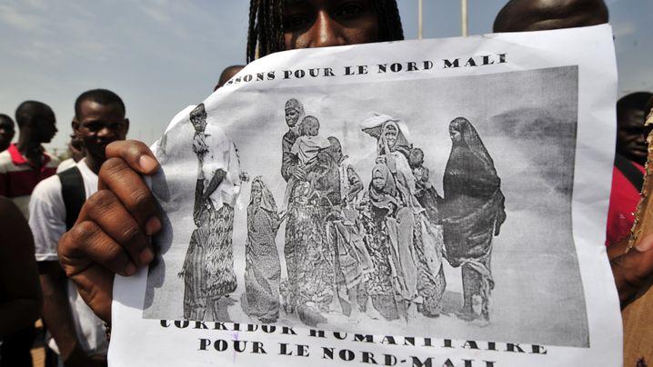 Tuareg-Rebellen in Mali: Kampf um Unabhängigkeit