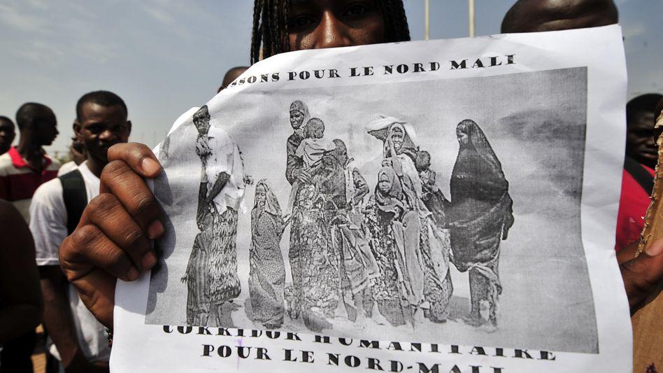 Chaos in Mali: Der Westen ignoriert den neuen Tuareg-Staat