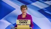 Sturgeon will schnell über Schottlands Unabhängigkeit abstimmen lassen