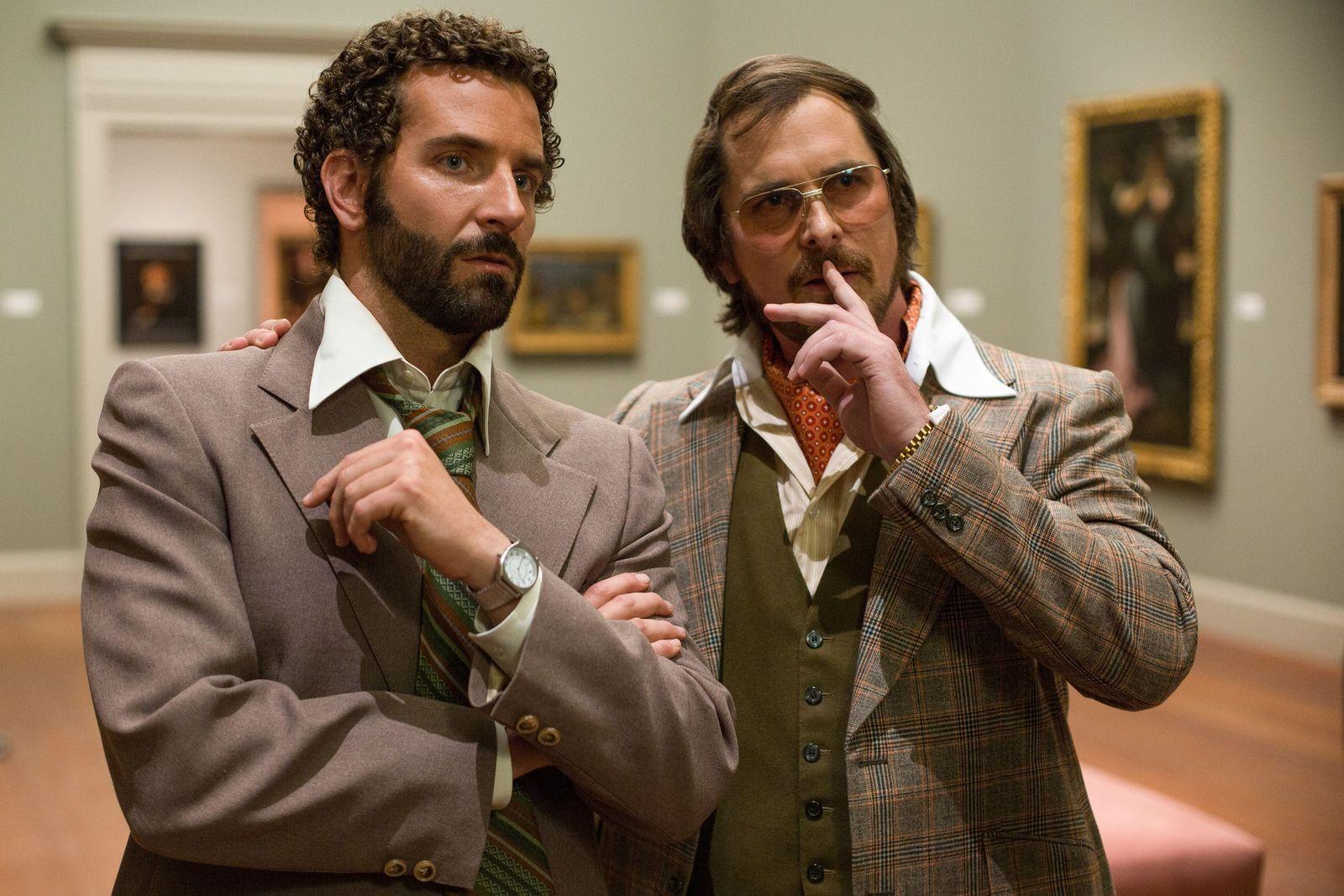 EINMALIGE VERWENDUNG Oscars/ American Hustle