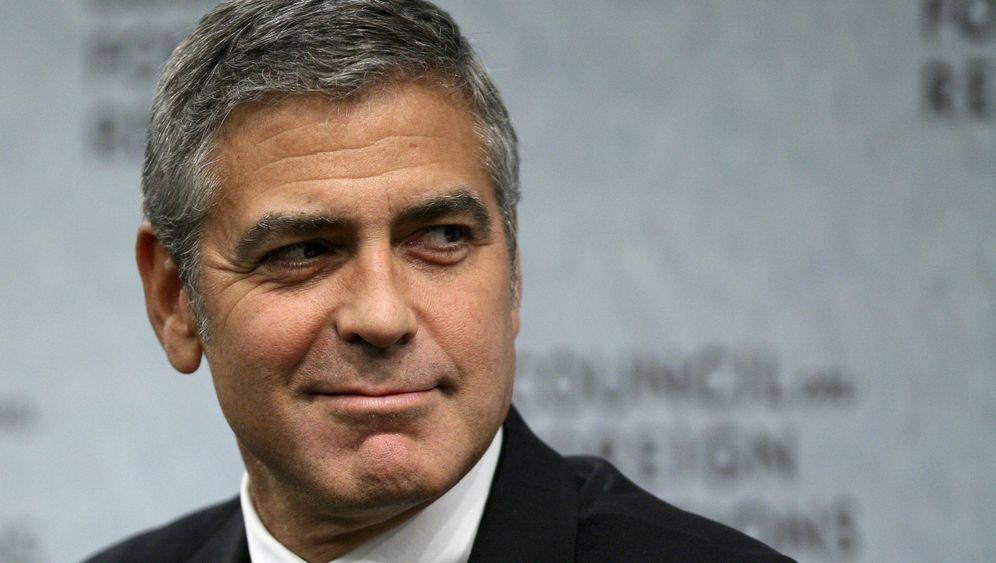 George Clooney: Kein Vatertyp