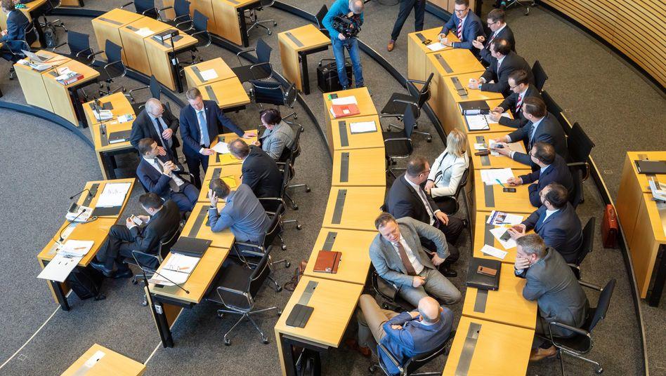 CDU in Thüringen: Die Block-Partei