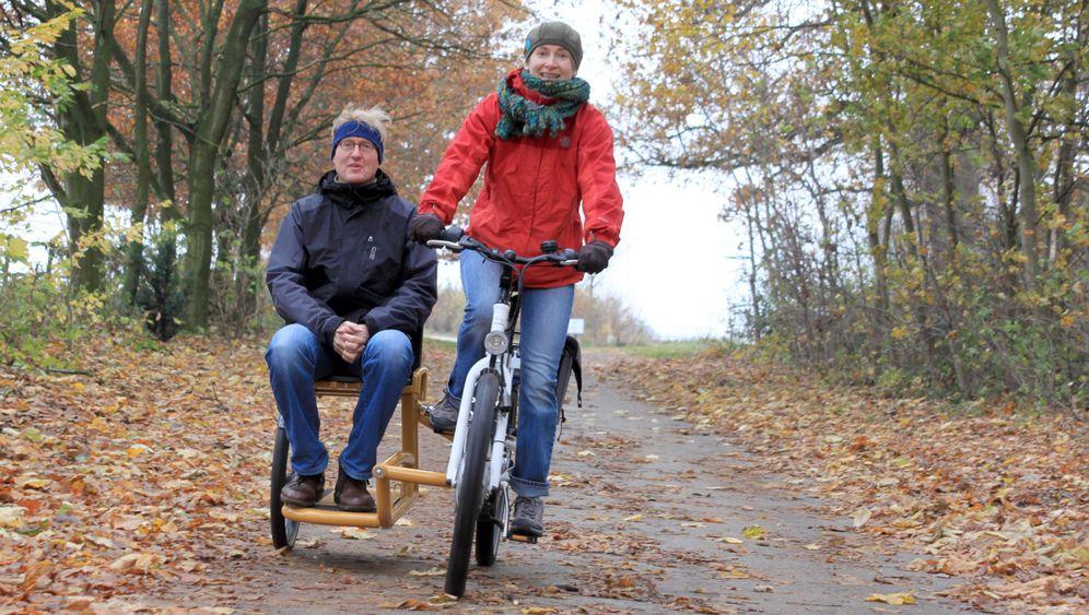 Fahrrad mit Beiwagen: Das Transportmittel Smike