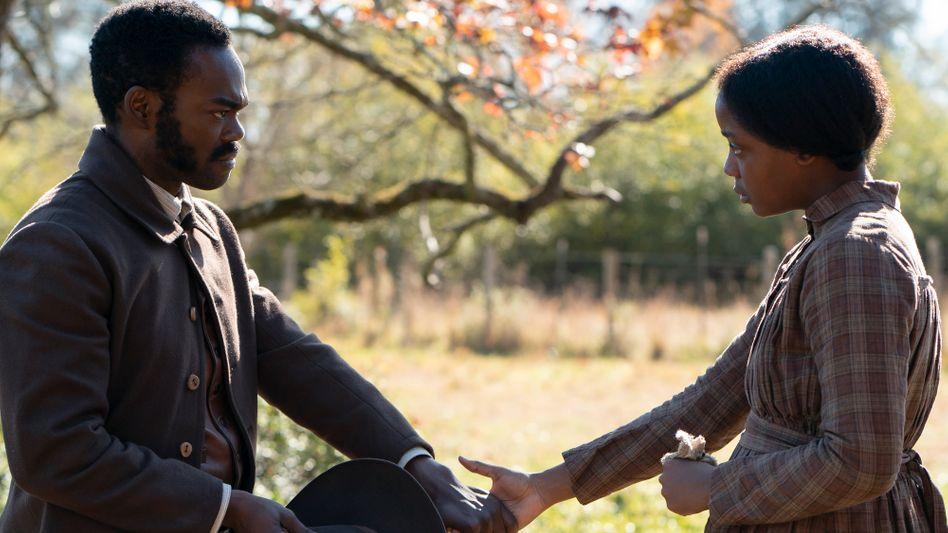 William Jackson Harper und Thuso Mbedu in »Underground Railroad«: »In Dir steckt eine Traurigkeit«
