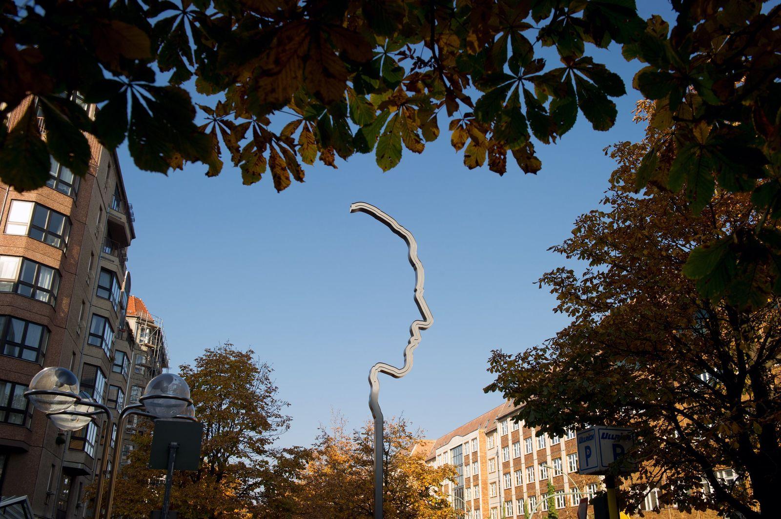 Denkmal/ Georg Elser