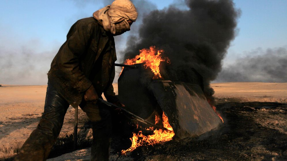 Rebellen und Rohstoffe: Ölfieber in Syriens Niemandsland